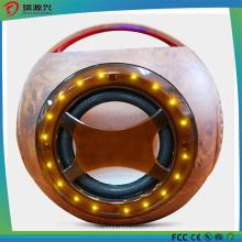 Orador sem fio profissional de Bluetooth da forma da bola