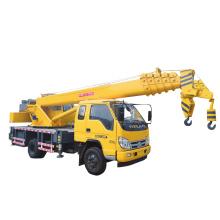 16 ton telescopic boom truck mounted crane all terrain truck crane