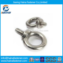 China Suppliers Drop Forged Lifting Eye Bolts