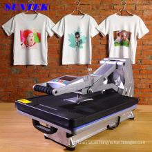St-4050 Heat Transfer Press Hydraulic T Shirt Printing Machine