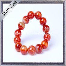 Pedras naturais para a jóia do bracelete