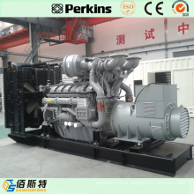 1000kVA por Perkins Engine Genset com Gerador Diesel
