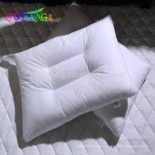 Hotel down feather pillow insert/polyester Micro fiber pillow inner