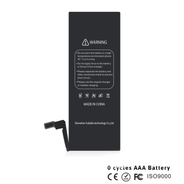 Batteries OEM 3000mAh pour batterie IPhones 7P