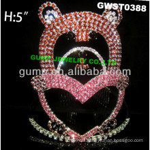 holiday pegeant tiara crown -GWST0388