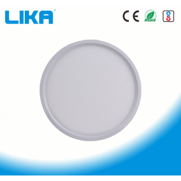 18W Integrated Rimless Round Concealed Mounted Panel Light