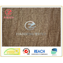 105D Embossing Warp Poly Suede Garment Fabric (ZCGF099)