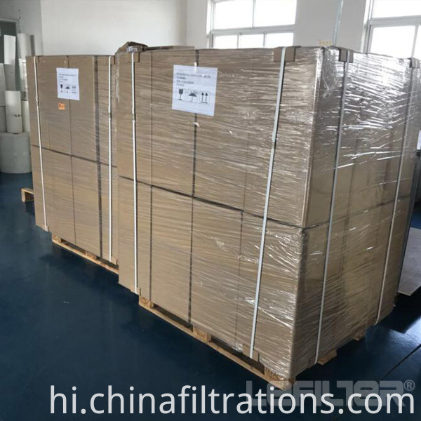 air filter package