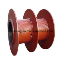 Ductile Iron Resin Sand Casting Coiling Block