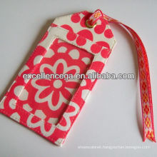 Fabric luggage tags for 2014
