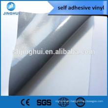 High Pringting performance 1.22x40m matte white pvc self adhesive vinyl