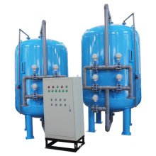 20 M3/H Backwash Sand Filter in Duty/ Standby