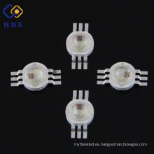 alta calidad con precio barato para 0.5w fuente de luz llevada de alta potencia de 1w 3w RGB