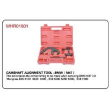 Ferramenta de alinhamento de árvore de cames para BMW M47 (MHR01601)