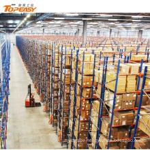 height adjustable heavy duty pallet storage racks