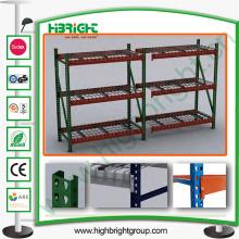 Beam Warehouse Rack / Interlake Palet Rack con panel de acero