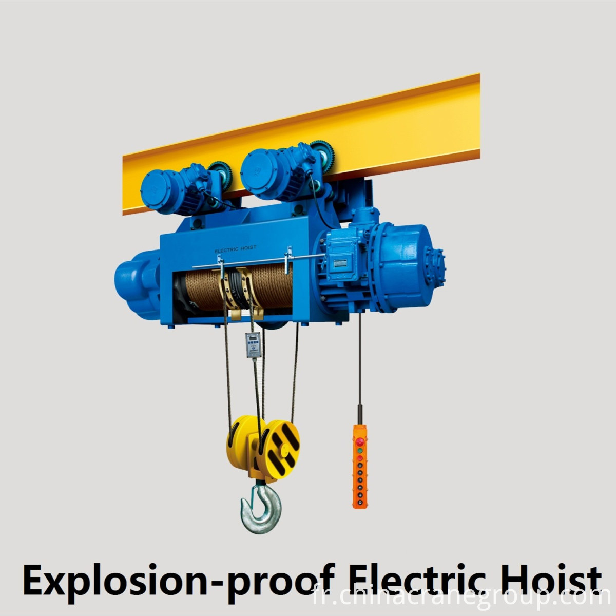 2 Ton Electric Hoist