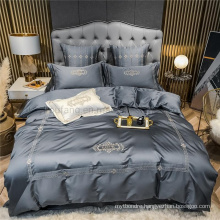 Hot Sale High Quality White Bedding Soft for Single Bed