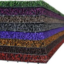 Tapis de sol en PVC pour voiture