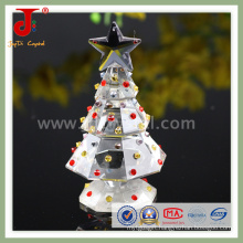 Crystal Glass Decoration Christmas Tree (JD-CT-100)