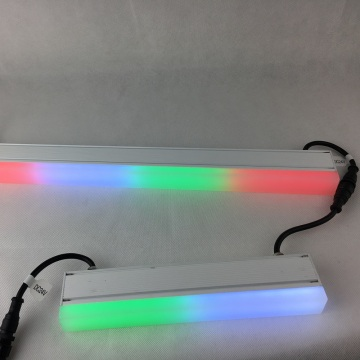 Luz de barra de píxeles LED RGB programable digital