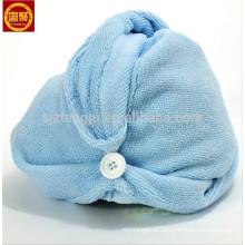 Сделано в Китае волос тюрбан, шапки полиэстер, микрофибра шапки полотенце