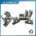 Peças de alumínio de precisão ISO 9001 Protótipo de fresagem CNC