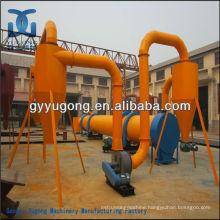 Yugong Brand HC Series Wood Chip/Sawdust Drum Dryer Machine
