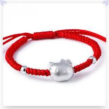 Moda jóias pulseira de moda 925 jóias de prata esterlina (SL0065)