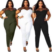 Size range L XL 2XL 3XL 4XL fashion women women Plus size dress plus size dresses maxi jumpsuit