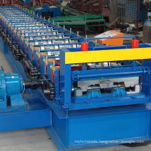 CE certified professional big sale metal steel structural floor deck roll forming machine prices