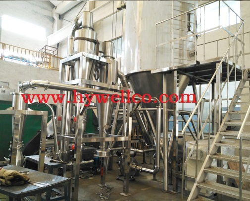 Condiment Liquid Spray Dryer