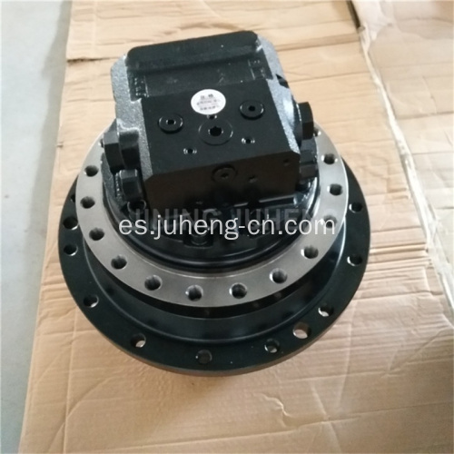 Piezas de excavadora GM18 Travel Motor SK115 Final Drive
