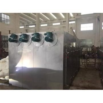 Efficient Energy-Saving Industrial Dryer for Silicone Rubber