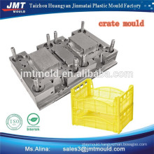 commodity product plastic crate molding