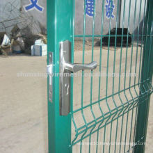 PVC Coated Metal Fence Gate