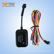 Микро GPS устройства слежения для мотоцикла, автомобиля, грузовика с сигнал тревога прекращения подачи энергии (MT05-РП)