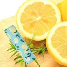 Reparación nutritiva al por mayor tubo de bálsamo labial Chapstick de limón
