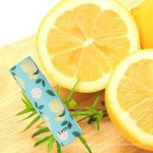Großhandel pflegende Reparatur Zitrone Chapstick Lippenbalsam Tube