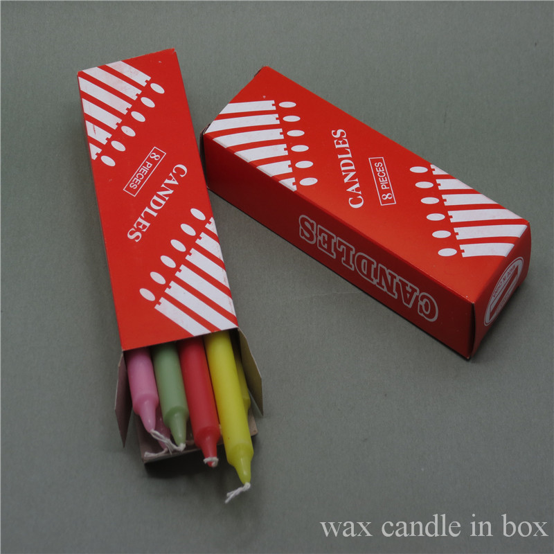 Candle In Box 14