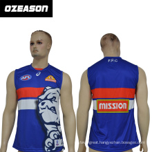 Fashion Style Custom Afl Football Jersey Afl Shorts, Australian Football Socks