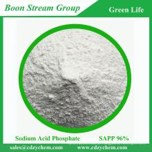 SAPP 96% min Ácido de sódio Pirofosfato grau alimentar