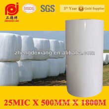 25mic High Quality Silage Wrap Film