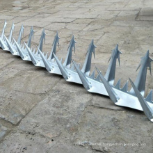 Factory Produce Security Wall Spikes Razor Fence Wholesale