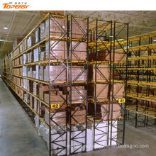 heavy duty metal storage steel double deep racks