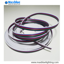 RGBW 5-Pin 18AWG Cable de extensión para SMD5050 RGBW LED Strip