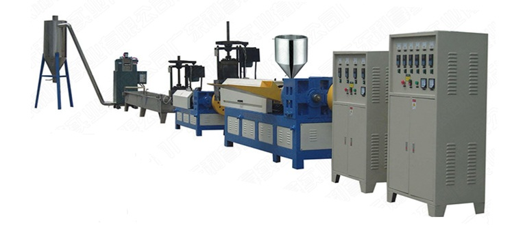 LINA water strand pelletizing machine