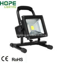 Projecteur rechargeable de 30W LED avec le prix bon marché CE / RoHS / IP65 approuvé