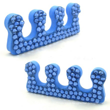 High Quality Personalized Shaped Colorful EVA Toe separator
