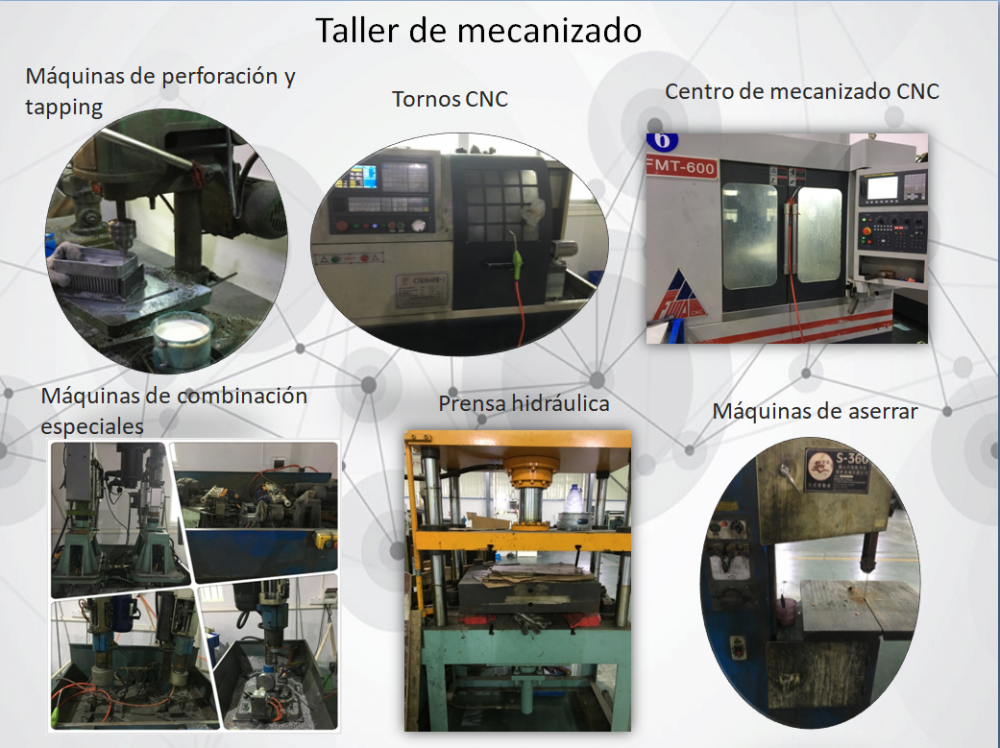 Spain Machining Workshop